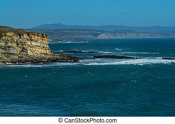 ocean in Portugal.