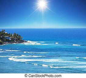 Ocean - ocean background