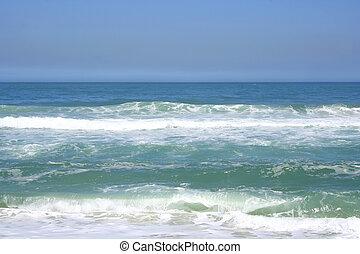 Ocean of Rio de Janeiro