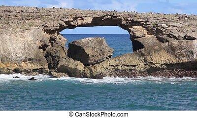 Ocean Rock Formations