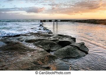 Ocean Rock Pool