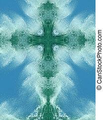 Ocean spray cross