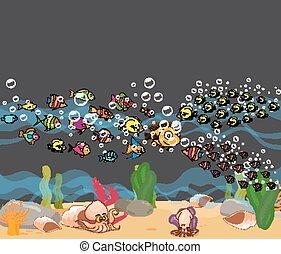 /Ocean Underwater World