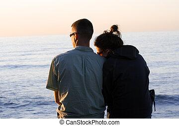 Ocean, Valentines Day