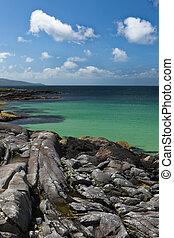 Ocean view on Isle of Harris