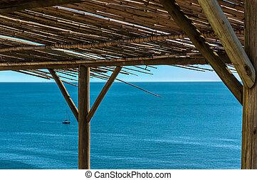 Seaside cabin overlooking the sea of %u200B%u200BPunta del Este