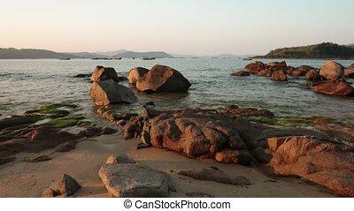 Ocean View Time Lapse Vietnam