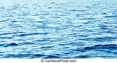 Ocean water surface background