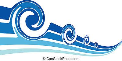 waves - ocean waves