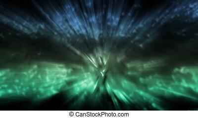 Ocean Waves Of Light Loop