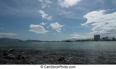 Ocean Waves Tropical Vietnam High Definition Movie - Ocean...