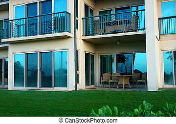 Condominium - Oceanfront Condominium Resort At Sunrise Kauai...