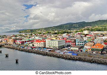 oceanfront, dominica, 7, vistas