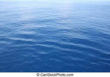 oceano água