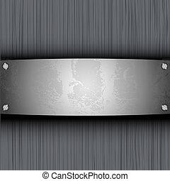 ocel, deska, design, tvůj