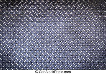 ocel, deska, diamant, grafické pozadí