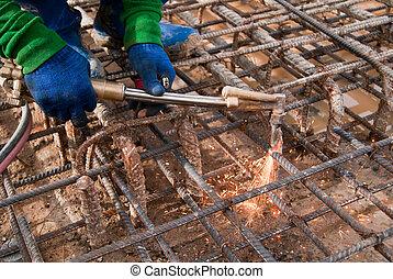 ocel, svařování