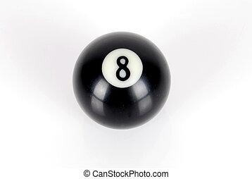 ocho, número