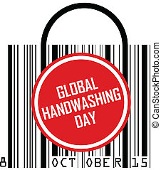 October 15 - Global Handwashing Day