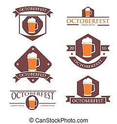 octoberfest, etichetta