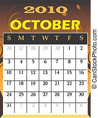 octobre, 2010