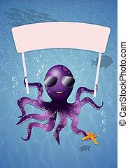 octopus, summertime, zee