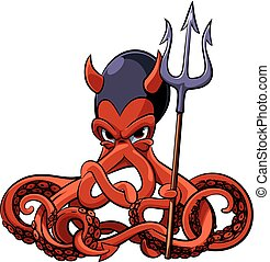 Octopus the Devil