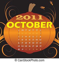 octubre, 2011