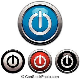 od, button., moc