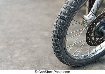 od-drogi, motocykl, tires.