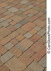 Odd Shaped Multi Color Bricks