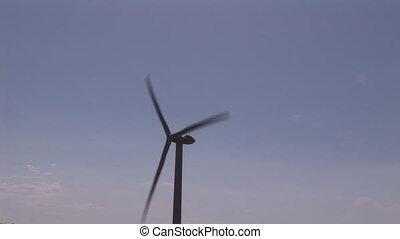 odnawialny, wiatr energia