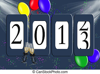 odometer for 2013