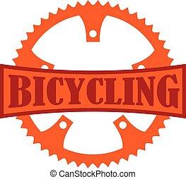 odznaka, bicycling