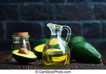 oel, avocado