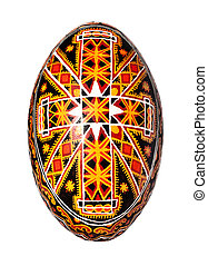 oeuf de pâques, ukrainien