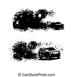 Off-road car image