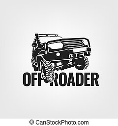 Off-road car image