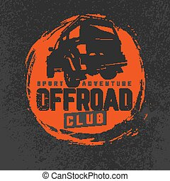 Off-road Club logo