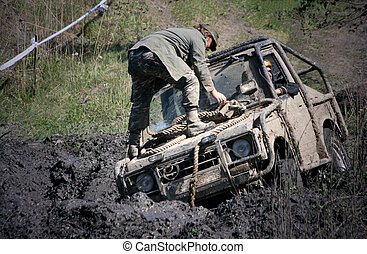 off-road, extremo