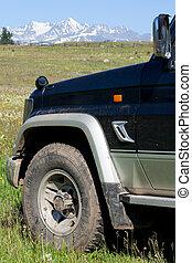 off-road vehicle