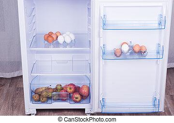 Kühlschrank Regal : Raumteiler regal mit rückwand fantastisch new küche mit