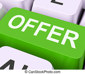 Offer Button Shows Discount Promo Or Save