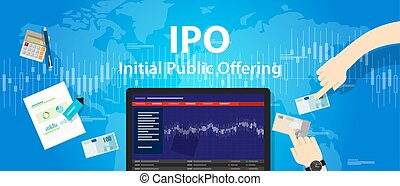 offer, selskab, initial, ipo, aktier, offentlighed ...