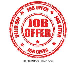 offer-stamp, работа