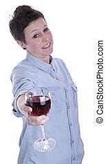 offergave, alcohol