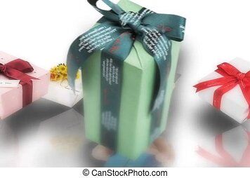 Offering a Gift