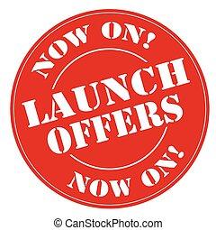 offers-stamp, lançamento