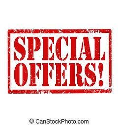 offers-stamp, spécial
