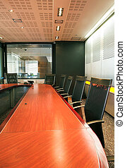 Office #5 - The interior of a modern office